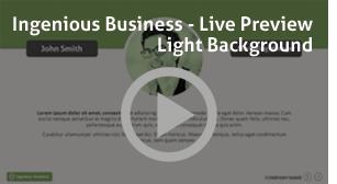 Ingenious Business PowerPoint Presentation